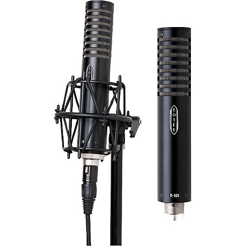 Royer R-101 Ribbon Mic Matched Pair
