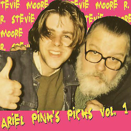 Alliance R Stevie Moore - Ariel Pinks Picks 1