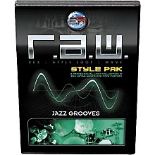 Sonic Reality R.A.W. Style Pack - Jazz Grooves Loops Collection Software