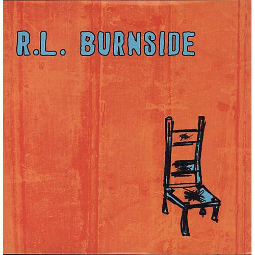 R.L. Burnside - Wish I Was in Heaven Sitting Down   Guitar ...