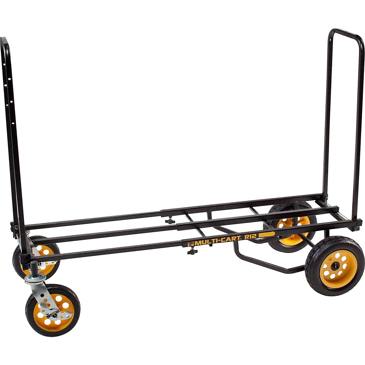 Rock N Roller R12RT Multi-Cart 8-in-1 Equipment Transporter Cart
