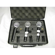 Samson R21 (3 PACK) Dynamic Microphone