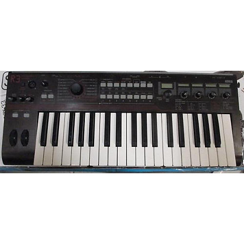 used korg r3 37 key synthesizer guitar center. Black Bedroom Furniture Sets. Home Design Ideas