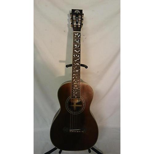 Used Washburn R320 Swrk Parlor Acoustic Guitar Guitar Center