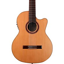 Kremona R65CWC Nylon-String Acoustic-Electric Guitar