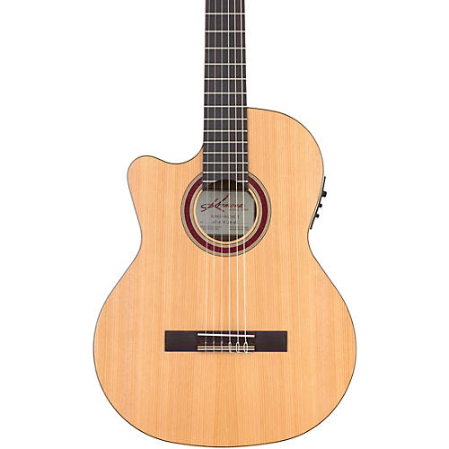 Kremona R65CWC Rondo Left-Handed Acoustic-Electric Classical Guitar
