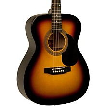 RA-090 Concert Acoustic Guitar Sunburst