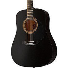 RA-090 Dreadnought Acoustic Guitar Black
