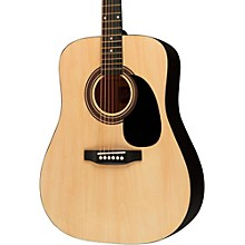 RA-090 Dreadnought Acoustic Guitar Natural