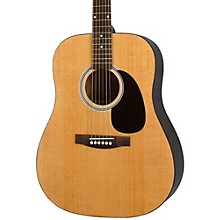 RA-100D Dreadnought Acoustic Guitar Natural