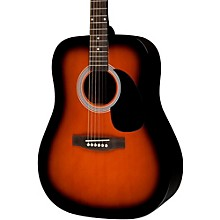 RA-100D Dreadnought Acoustic Guitar Sunburst