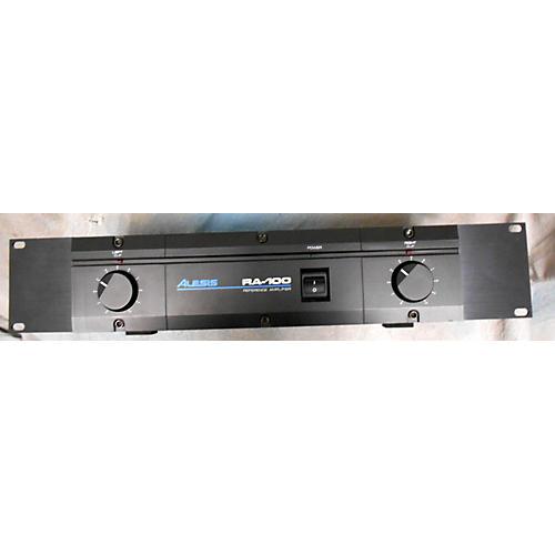Alesis RA100 Power Amp