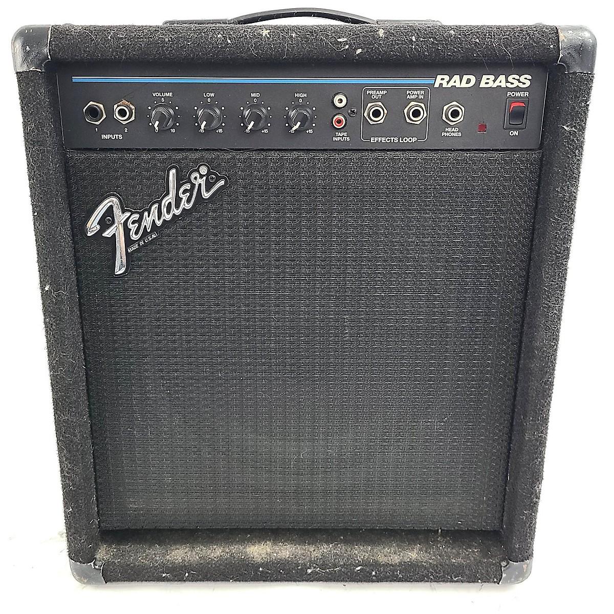 Fender RAD BASS Bass Combo Amp