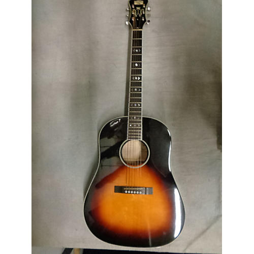 Recording King RAJ-25 Acoustic Guitar