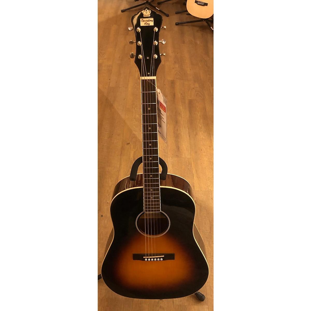 Recording King RAJ16 Acoustic Guitar