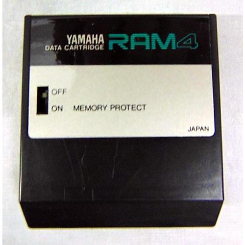 Yamaha RAM4 MIDI Utility