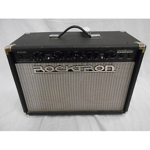 Rocktron RAMPAGE R50C Guitar Combo Amp