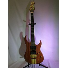 Raven RAVEN WEST GUITARS Solid Body Electric Guitar
