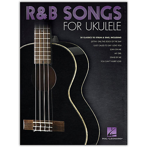Hal Leonard R&B Songs for Ukulele