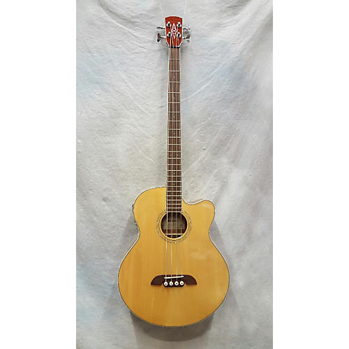 Alvarez RB30SC Acoustic Bass Guitar