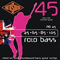 Rotosound RB45 Rotobass Nickel Roundwound Strings thumbnail