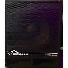 Rockville RBG15S Powered Subwoofer