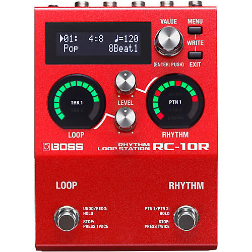 Boss RC-10R Rhythm Loop Station Looper Effects Pedal