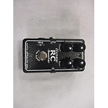 Xotic RC BASS BOOST Effect Pedal