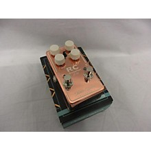 Xotic RC Booster Scott Henderson Copper Effect Pedal