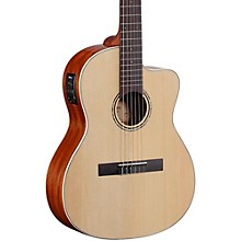 RC26HCE Classical - Hybrid Acoustic-Electric Guitar Level 2 Natural 190839741677