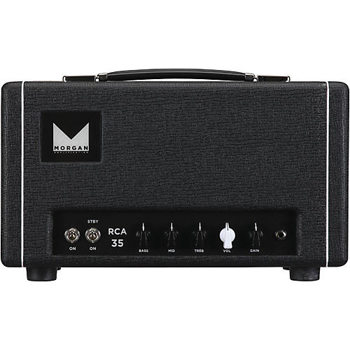 Morgan Amplification RCA35 35W Tube Guitar Head