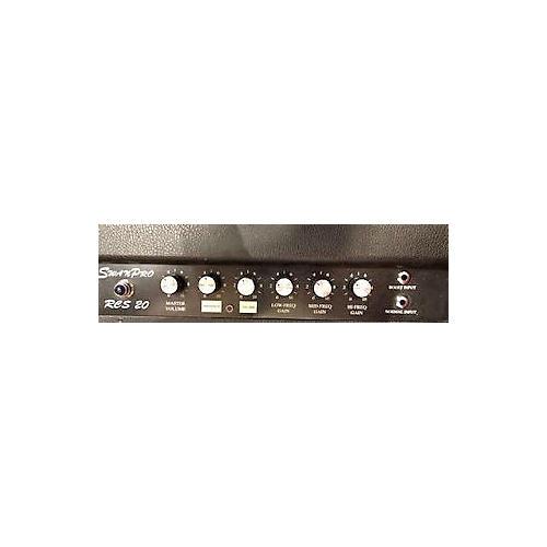 SwanPro RCS 20 Tube Guitar Combo Amp