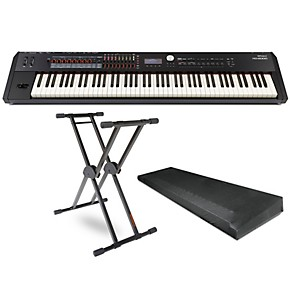 roland rd 2000 digital stage piano ks 20x stand and dust cover guitar center. Black Bedroom Furniture Sets. Home Design Ideas