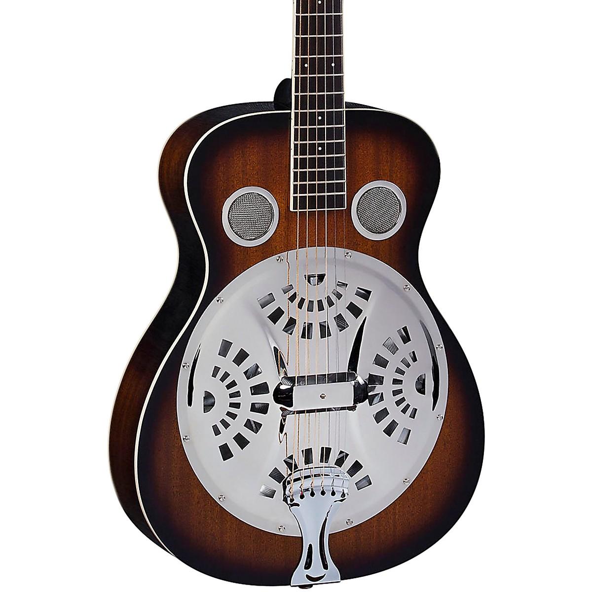 Regal RD-30T Studio Series Roundneck Resophonic Guitar