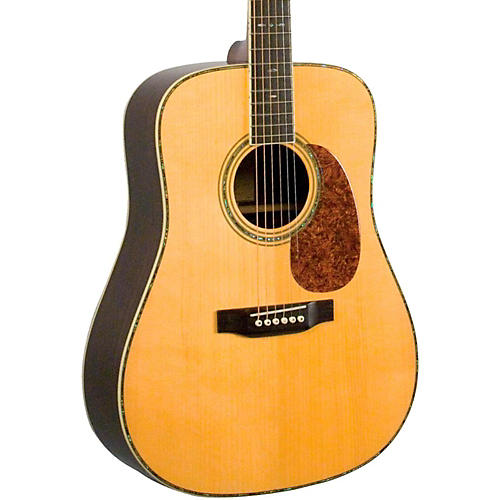 Recording King RD-327 All Solid Wood Dreadnought Acoustic Guitar