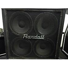 Randall RD 4X12 V30 Guitar Cabinet