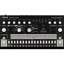 RD-6 Classic Analog Drum Machine Black