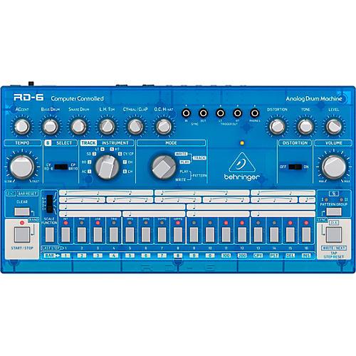 Behringer RD-6 Classic Analog Drum Machine
