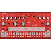 RD-6 Classic Analog Drum Machine Red