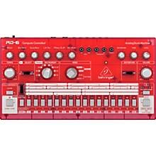 RD-6 Classic Analog Drum Machine Strawberry