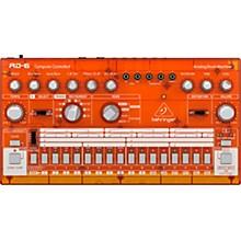RD-6 Classic Analog Drum Machine Tangerine