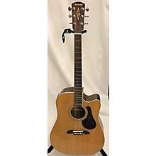 Alvarez RD17CE Regent Series Dreadnought Acoustic Electric Guitar