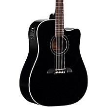 Alvarez RD260CEBK Dreadnought Acoustic-Electric Guitar