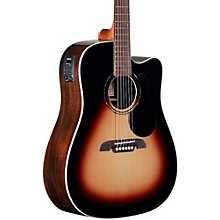 Alvarez RD280CESB Dreadnought Acoustic-Electric Guitar