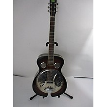 Regal RD30V Round Neck Resonator Guitar