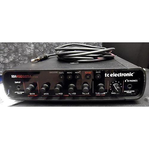TC Electronic RD450 Bass Amp Head
