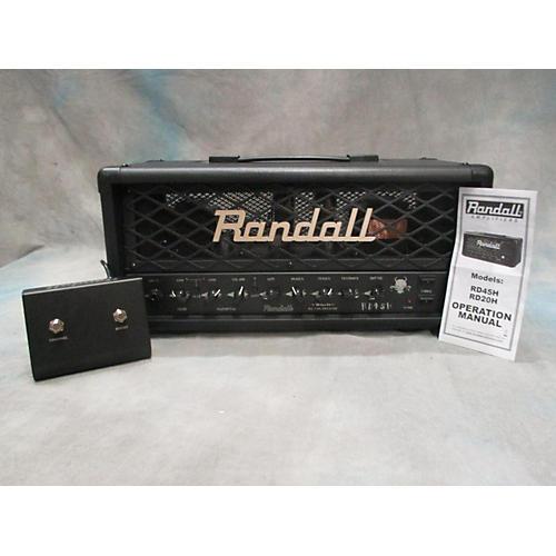 Randall RD45H DIAVLO Tube Guitar Amp Head