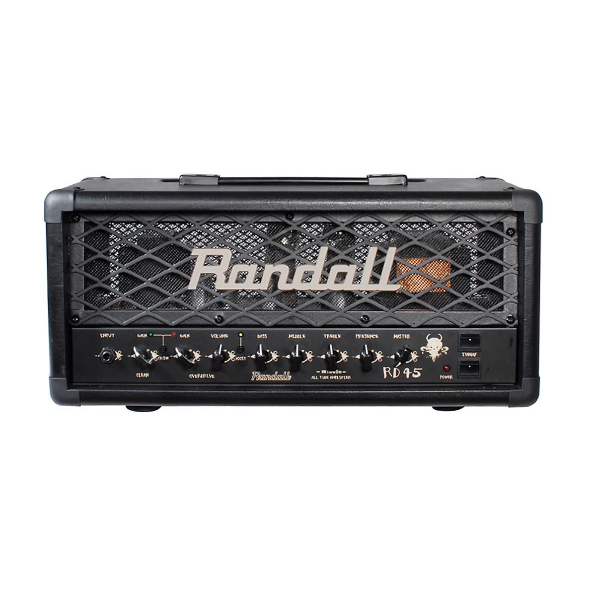 Randall RD45H Diavlo 45W Tube Guitar Head
