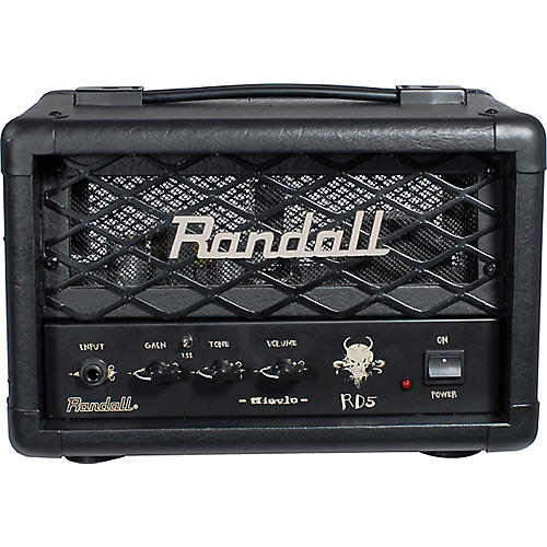 Randall RD5H Diavlo 5W Tube Guitar Head