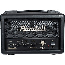 Randall RD5H Diavlo 5W Tube Guitar Head Level 1 Black